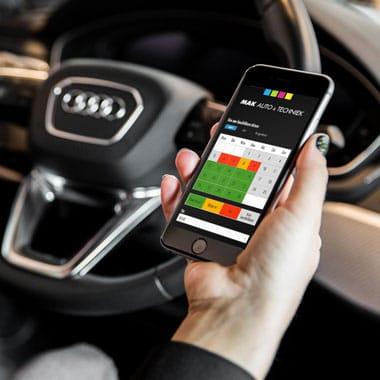 MAK Auto & Techniek Werkplaatsafspraak
