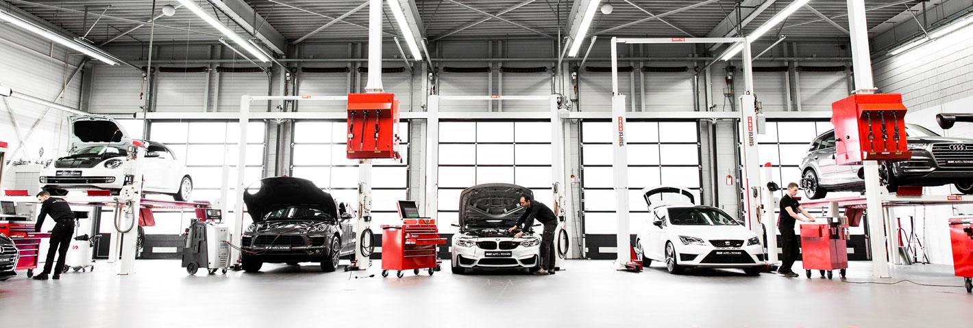 Auto schadeherstel mak auto techniek for Garage automobile paris 12