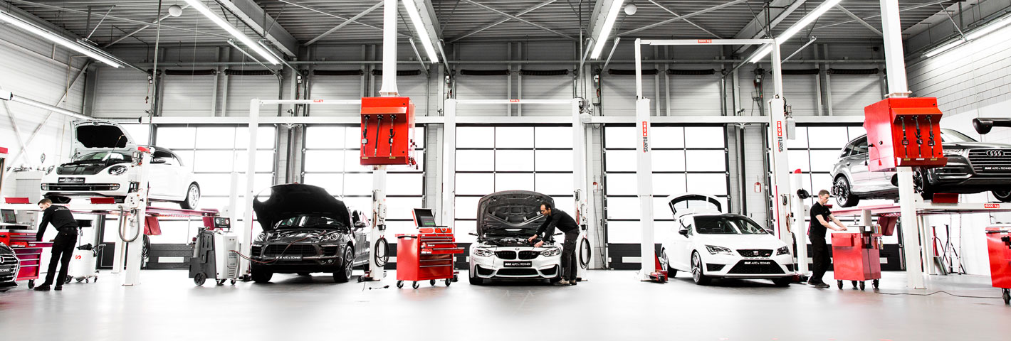 Schadeherstel auto | MAK Auto & Techniek