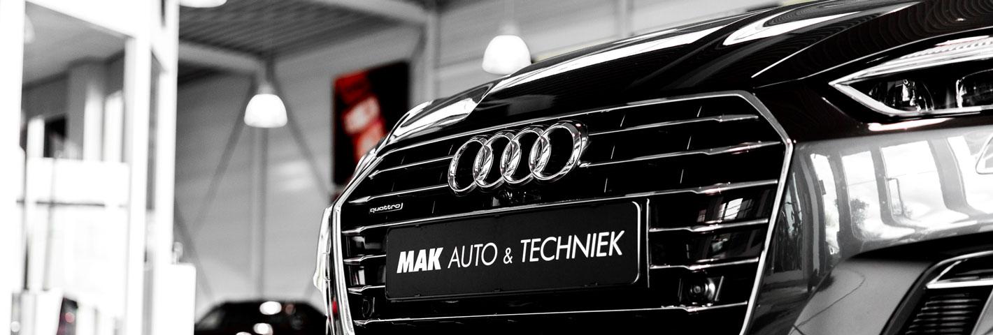 Garantiepakketten import auto | MAK Auto & Techniek