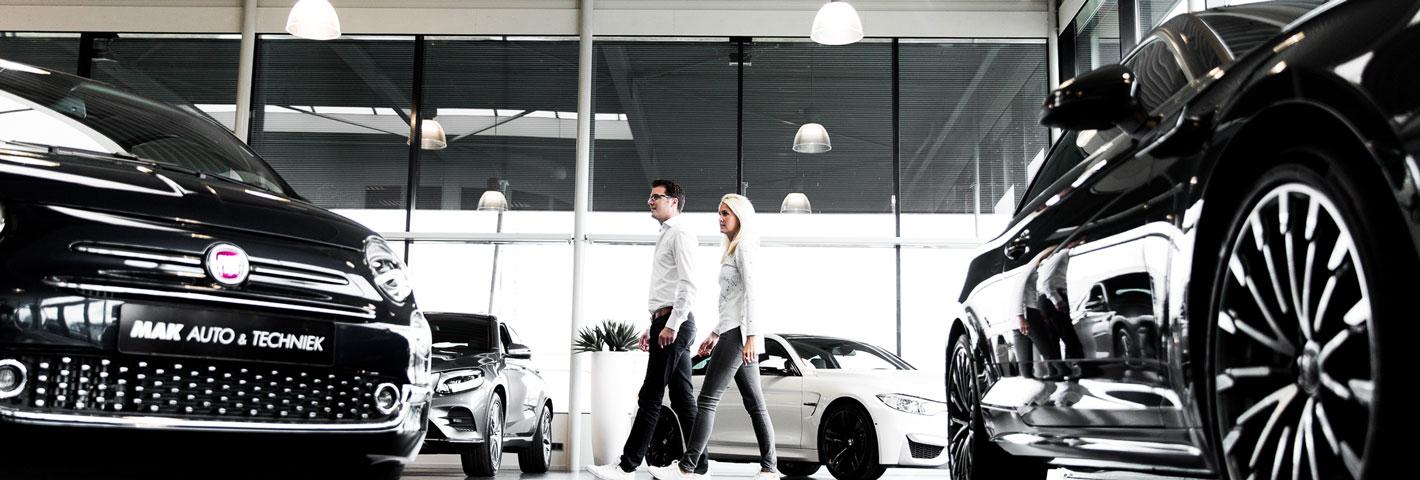 Nieuwe auto kopen | MAK Auto & Techniek