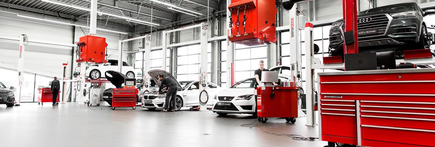 Audi onderhoud | MAK Auto & Techniek
