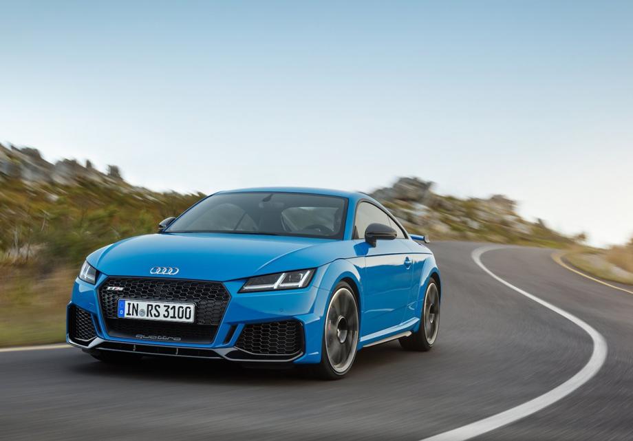 Audi lanceert vernieuwde TT RS | MAK Auto & Techniek